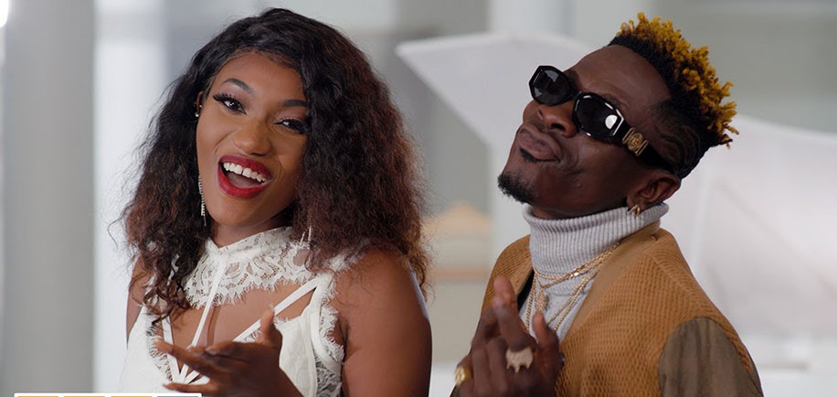 Wendy Shay - Stevie Wonder ft. Shatta Wale hitzalert.com