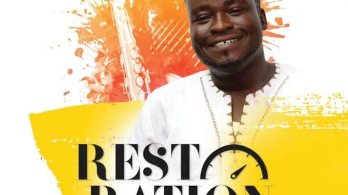 New Release; Minister Derek Wilson outdoors RESTORATION