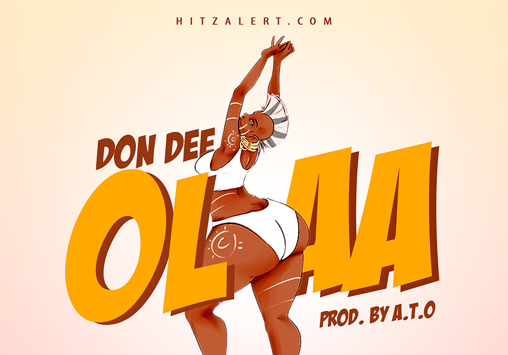 Hitzalert's boss Don Dee outdoors new buzz; OLAA