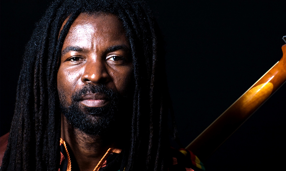 Rocky Dawuni brings music activism to the United Nations General Assembly in NYC!