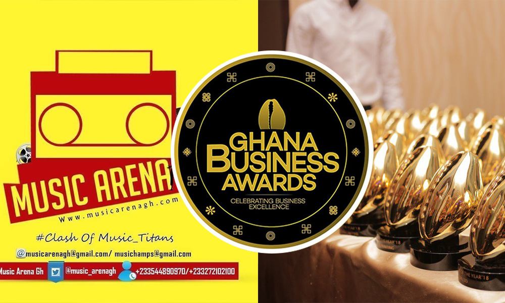 musicarenagh for Ghana Business awards