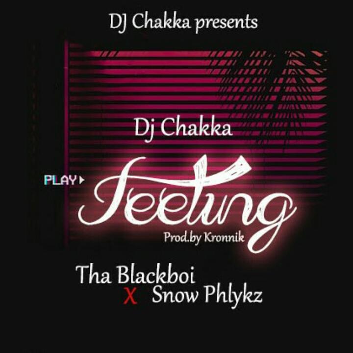 Blackboi x Snowphlkyz - Feeling This (prod.by Kronnik)