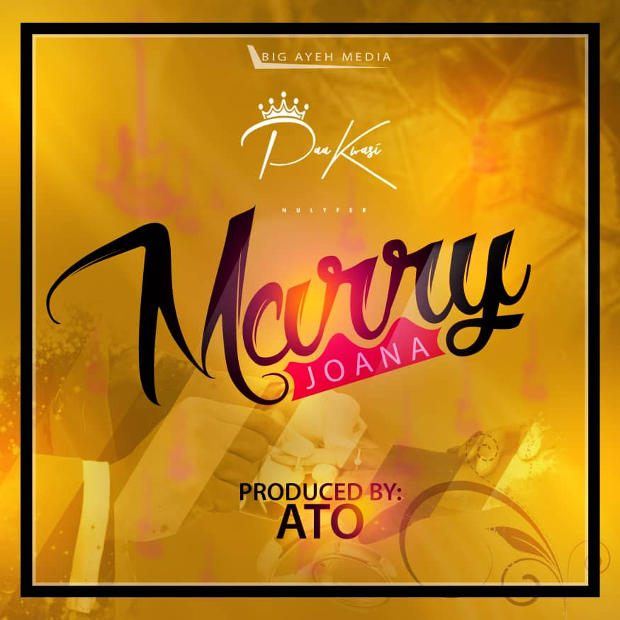 """Marry Juana (prod by A.T.O)"" from HITZ ALERT by Paa Kwasi. Released: 2019. Track 1."