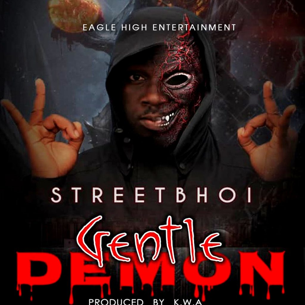 """Gentle Demon"" from HITZ ALERT by StreetBhoi."