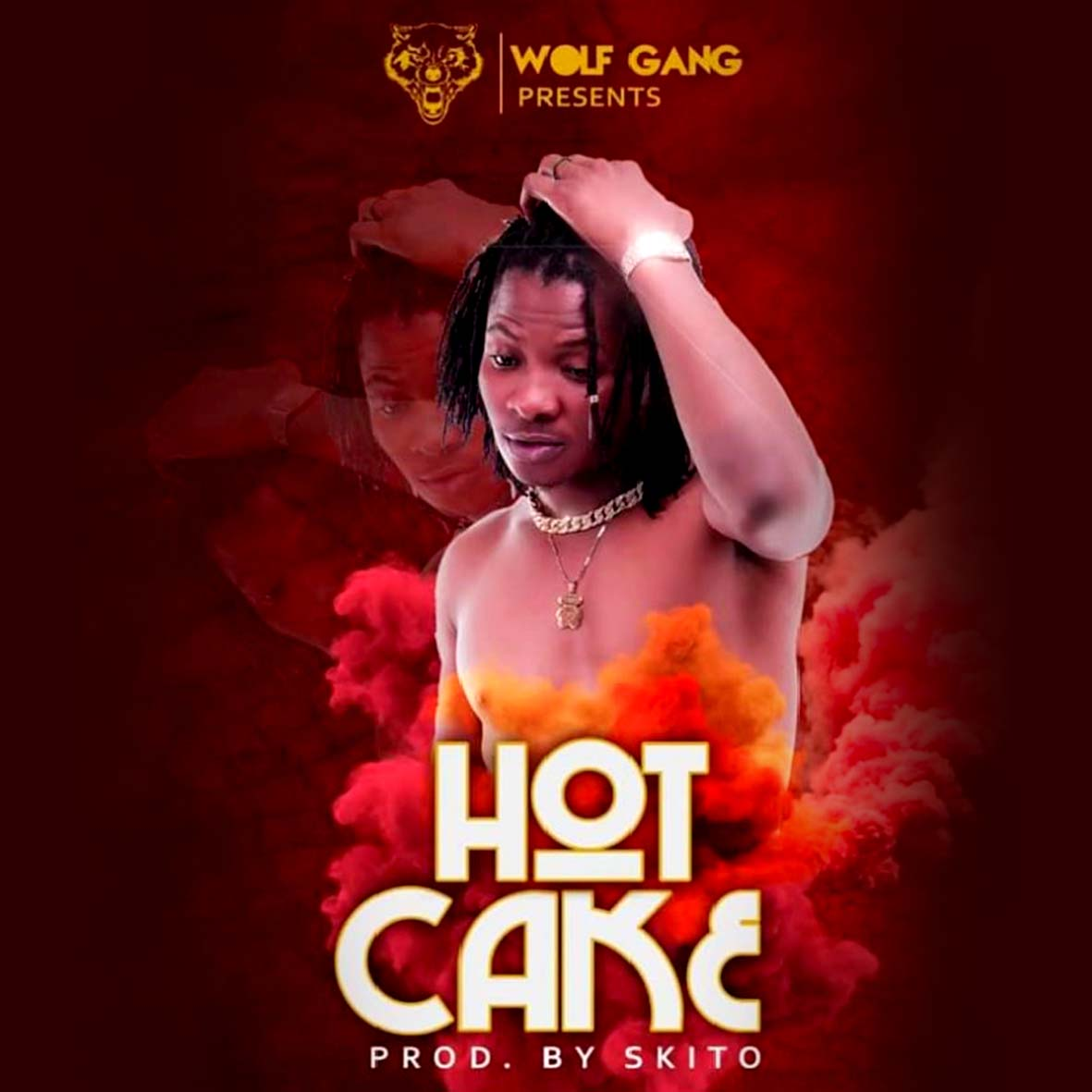 GARIBA - HOT CAKE (PROD BY SKITOBEATZ)