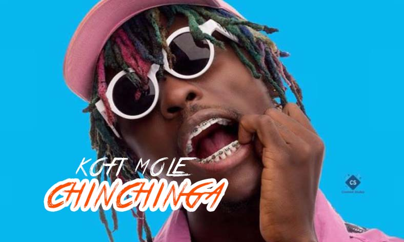 """Chinchinga"" from HITZ ALERT by Kofi Mole. Released: 2019."