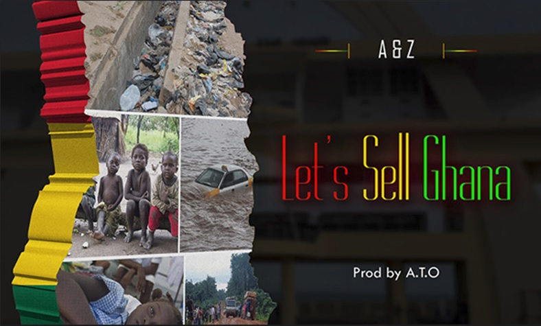 Let's Sell Ghana by A&Z