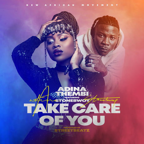 Adina Thembi ft Stonebwoy - Take Care Of You