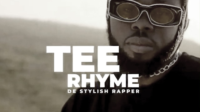Tee Rhyme feat. Ras Kuuku - Fire