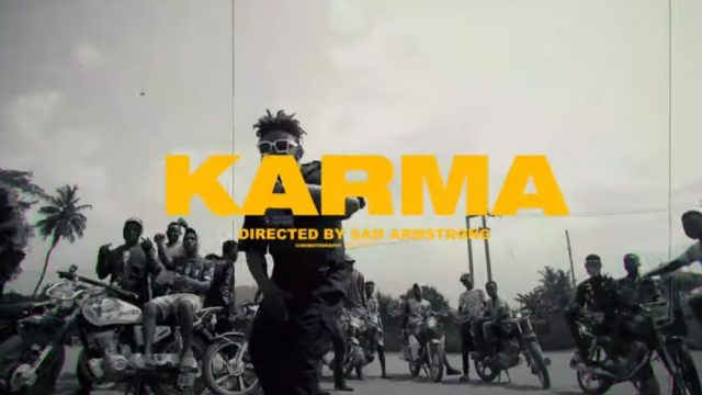 Tee Rhyme - Karma (Official Video)